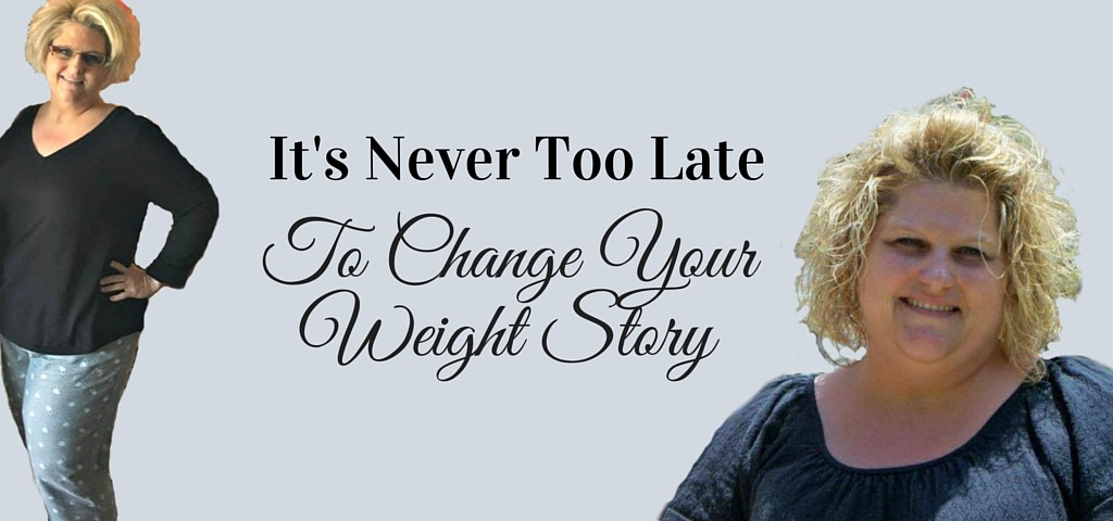 change your weight story