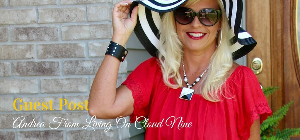 Off Shoulder Trend, Andrea from Living On Cloud Nine