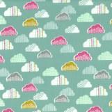 Petite Street Clouds