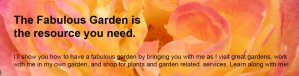 The Fabulous Garden is the resource you need