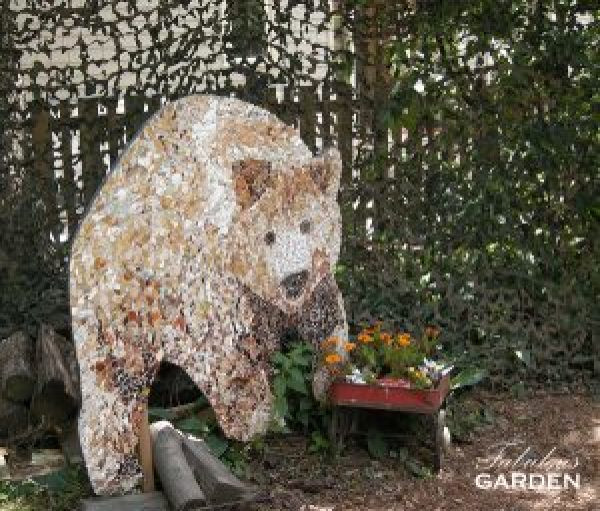 bear mosaic