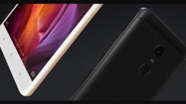 Xiaomi Note 5