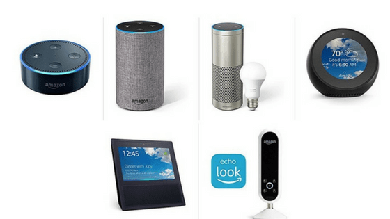 Everything You Need to Know About New Amazon Echo Family
