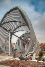 Puente Madrid Río