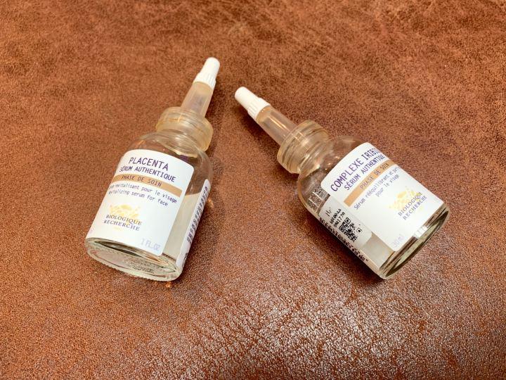 Empty Bottle Review: Biologique Recherche Quintessential Serums