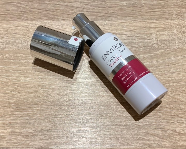 Empty Bottle Review: Environ Concentrated Retinol Serum 1