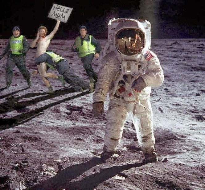 did they land on the moon – THE FACT IS…..