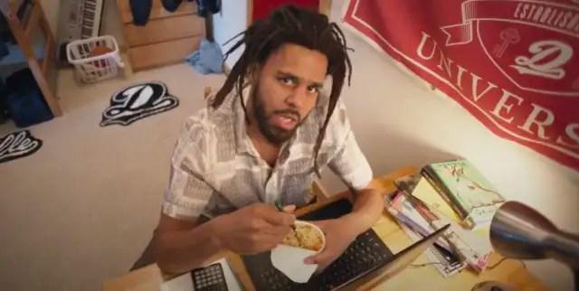 "J. Cole shares ""a m a r i"" music video 1"