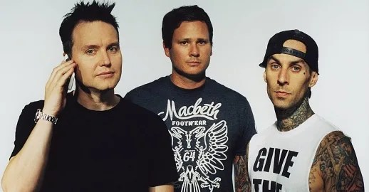 Lil Uzi Vert, Grimes, and Pharrell will reportedly feature on Blink-182's upcoming album 1