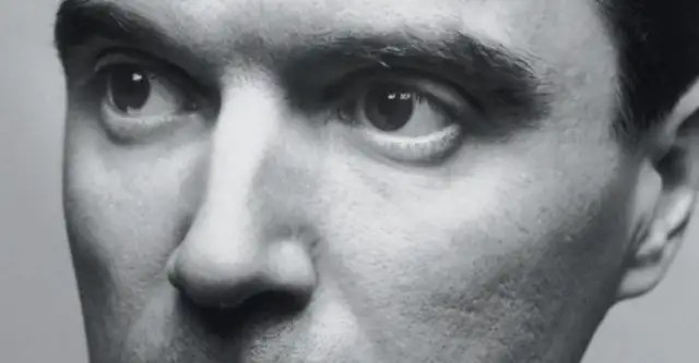 Cover Story: David Byrne 1