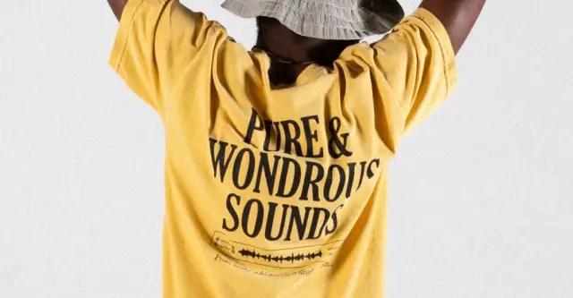SoundCloud and GRVTY team for new fashion collection 1
