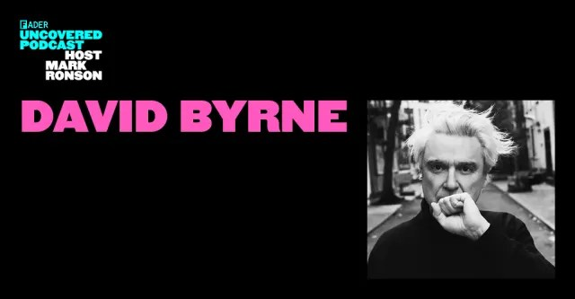 David Byrne on a lifetime of innovation and finding American Utopia 1