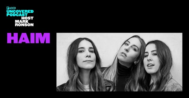 HAIM on fake IDs, rock docs, and their most emotional song to date 1