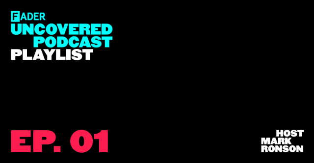 Hear every song mentioned in Questlove's episode of The FADER Uncovered 1