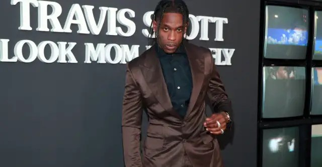 Travis Scott launches his own fragrance, reportedly eyeing move into hard seltzer 1