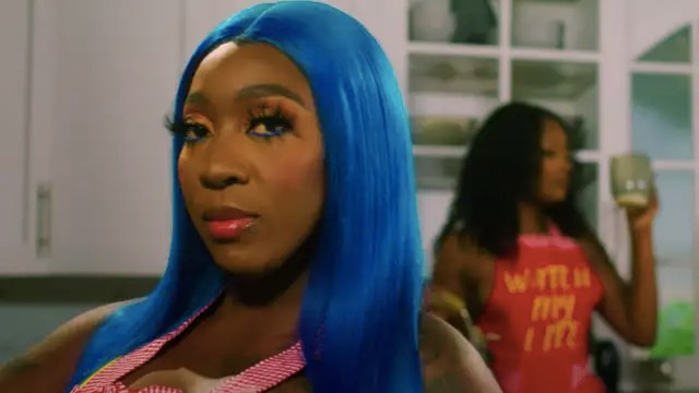 "It's all eyes on Spice in her new ""Watch My Life"" video 1"