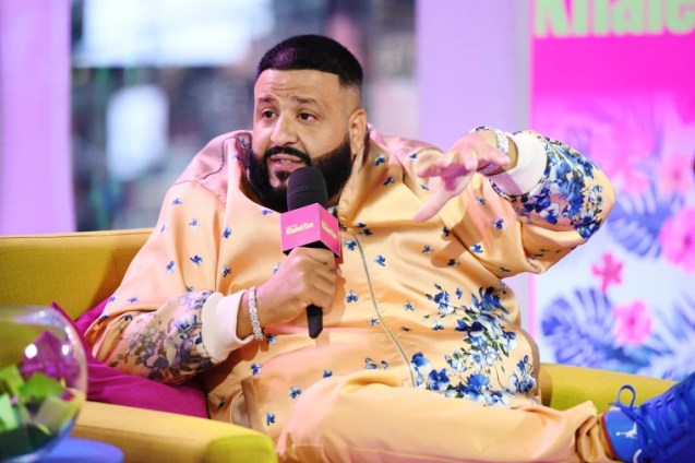 DJ Khaled was not happy when his album went number 2 | The FADER