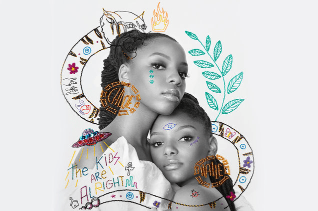 Image result for the kids are alright by chloe and halle