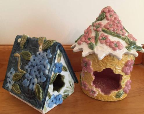 New Fairy Houses