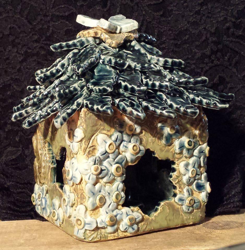 Hand Made Fairy House
