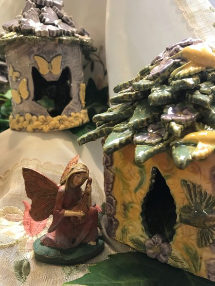 Fairy by Fairy House