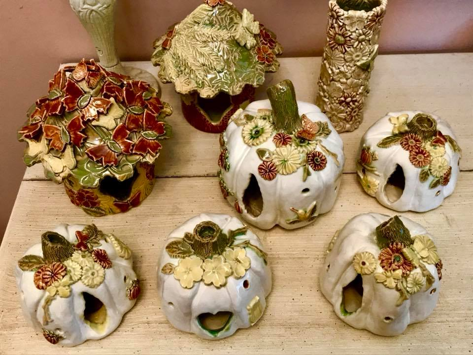 Autumn Fairy Houses 2018