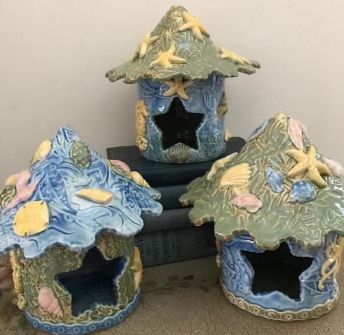 Seashore Fairy House 2018
