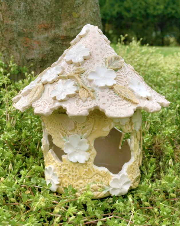 The Dogwood Tree Fairy House 2019