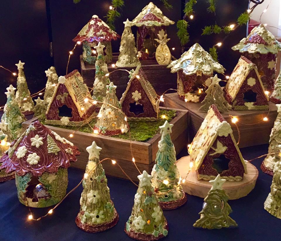 Christmas Tree Village in Delaware 2019