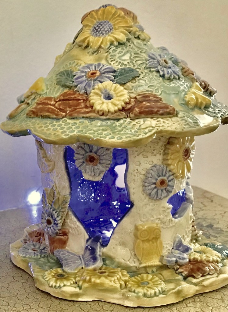 Light Up Fairy House 2020