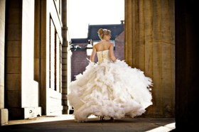 feather-wedding-dress-photo-by-katy-melling-photography
