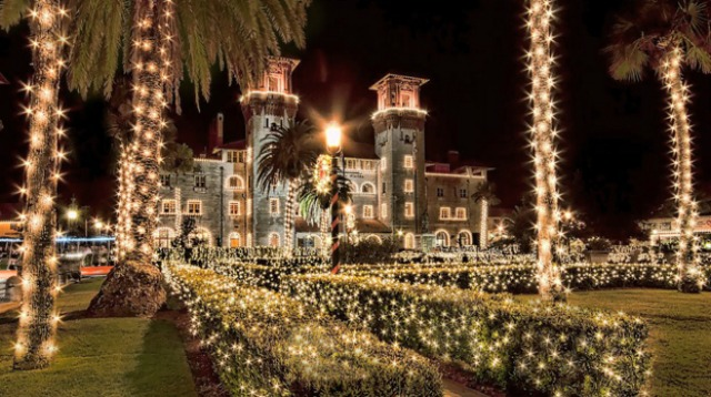 Nights of Lights in St. Augustine.