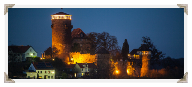 Trendelburg Castle, Rapunzel's Tower