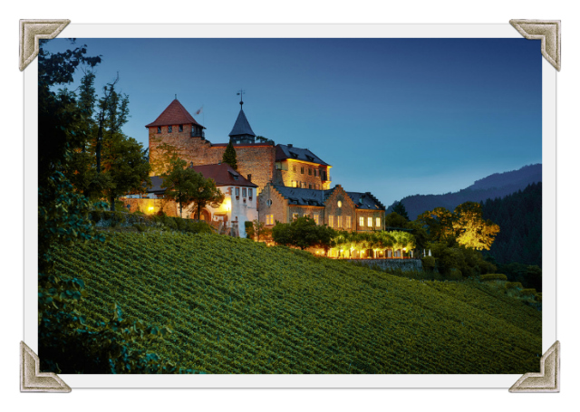 Eberstein Castle