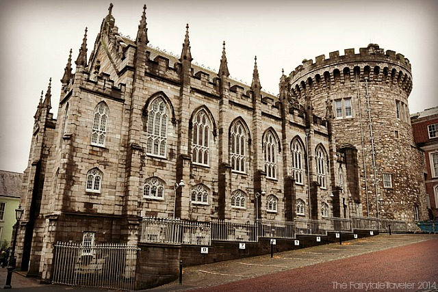 Dublin Castle by Christa Thompson 2013