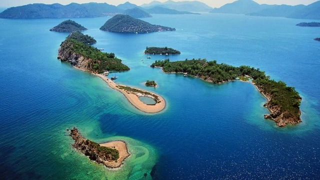Fethiye Turkey at a glance.