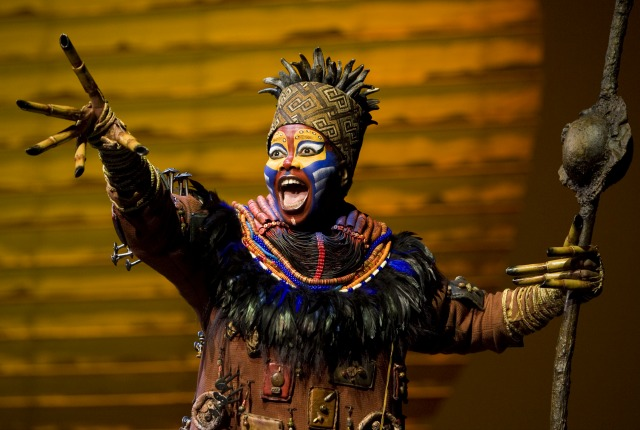 You can see the Lion King on Broadway.