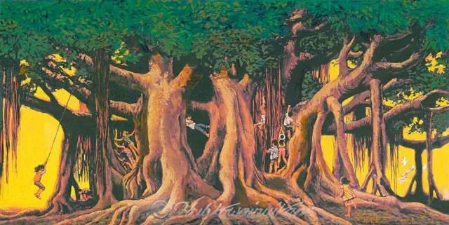 banyan_tree-by-herb-kawainui-kane