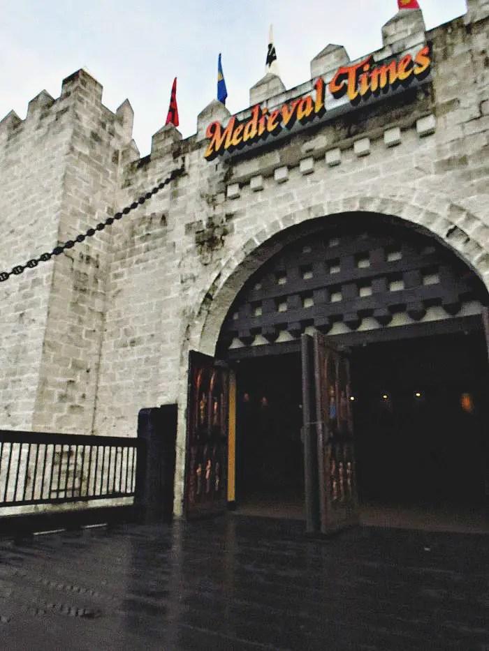 Medieval Times, Medieval Times Orlando, Orlando Castle
