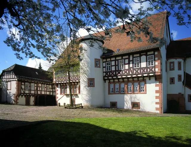 Amtshaus in Steinau © Deutsche Märchenstraße e.V.