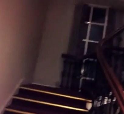 Fishers Hotel Creepy Hallways