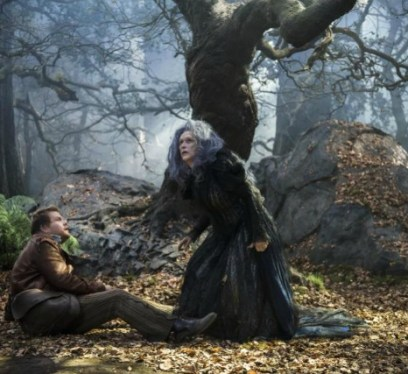 Into the Woods still Disney