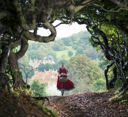 Into the Woods film locations