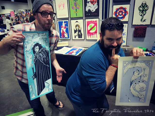 Mutagen Press Tampa Bay Comic Con 2014