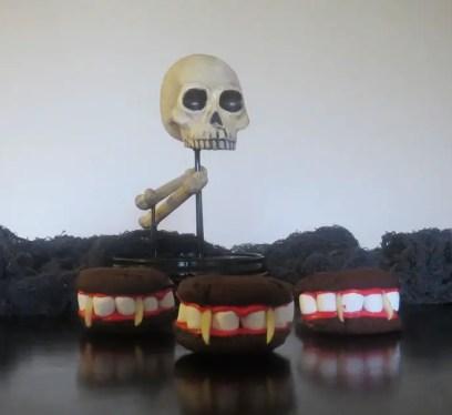 Dracula-Denture-Cookies-for-Halloween