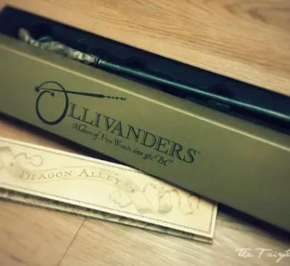 Ollivanders Interactive Wand