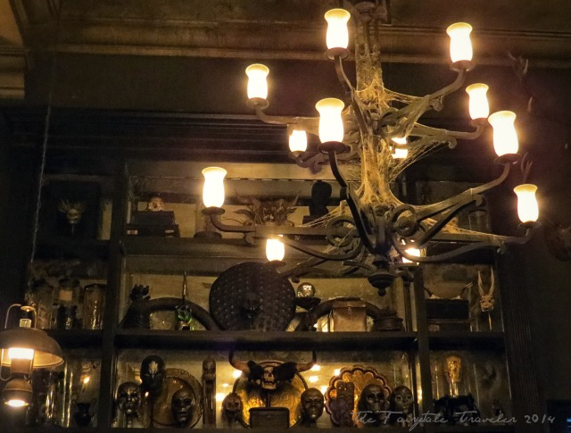 Universal Studios Diagon Alley Borgin and Burkes