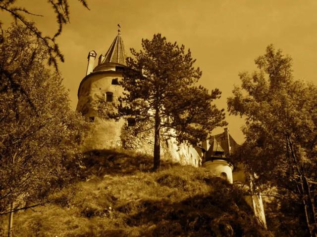 Bran Castle Dracula Castle