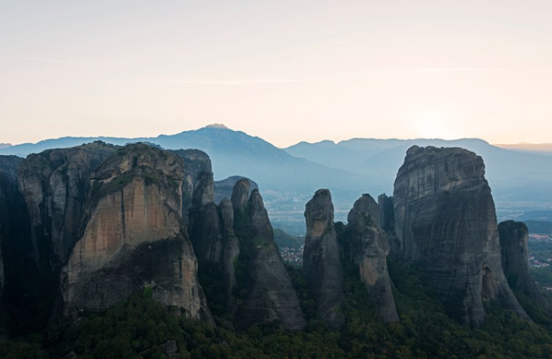 Greece Meteora Eyrie 3
