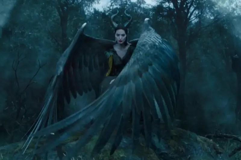 Film goddess Angelina Jolie